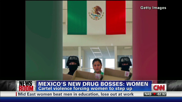 MEXICO'S NEW DRUG BOSSES: WOMEN