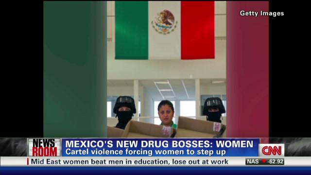 MEXICO'S NEW DRUG BOSSES: WOMEN