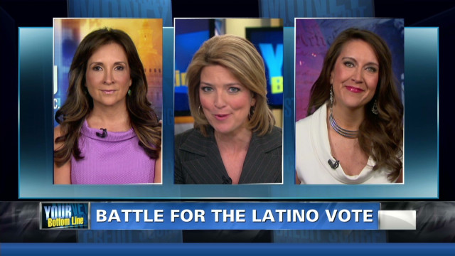 Battle for the Latino vote