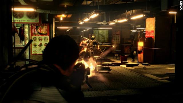 """""""Resident Evil 6"""""""