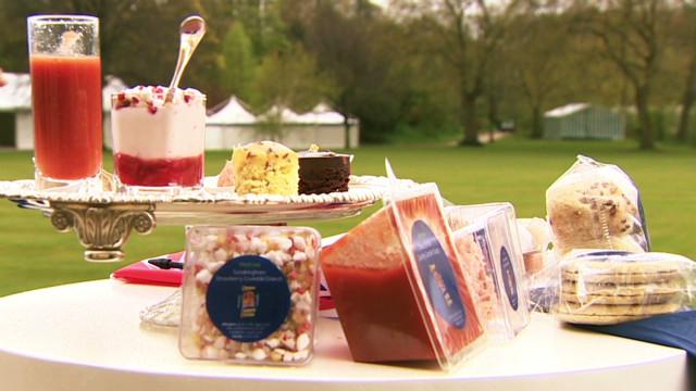 The Queen's Diamond Jubilee picnic