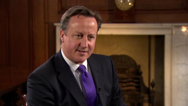 Cameron addresses monarchy critics