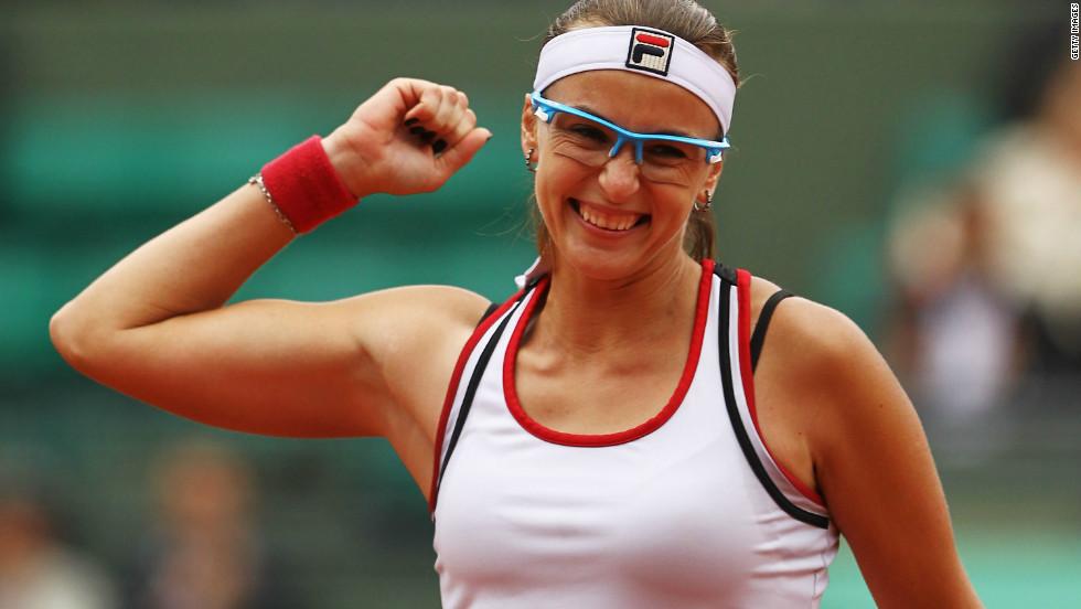 World No. 142 Shvedova will next face either Czech fourth seed Petra Kvitova or Uzbekistan-born American Varvara Lepchenko after ending Li's title defense.