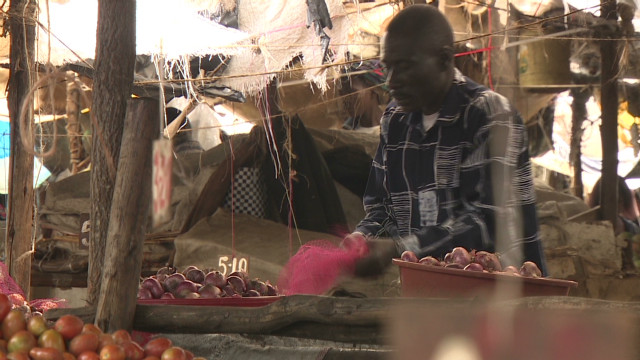 Doing business in Kenya's biggest slum