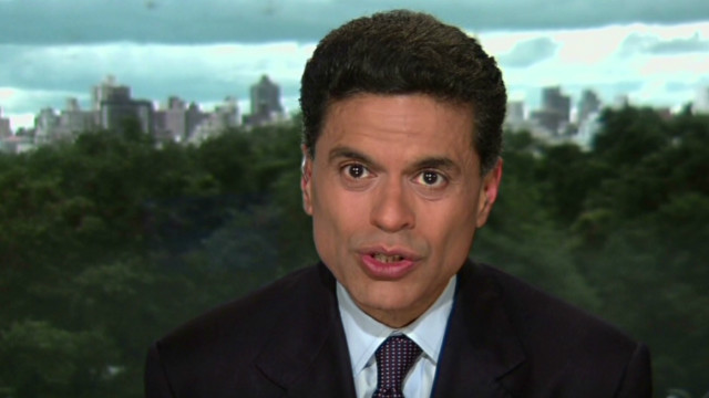 Zakaria: New options needed for Syria