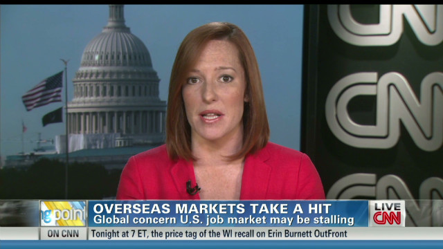 Psaki: More needs to happen on economy
