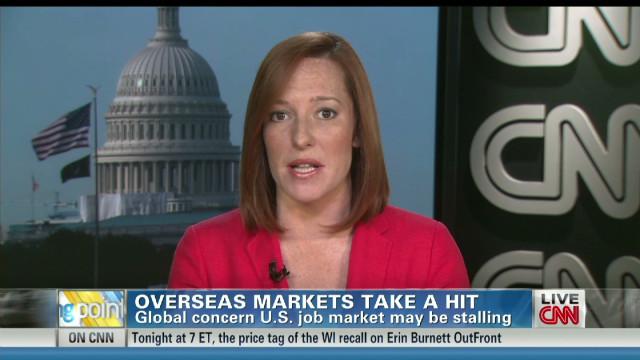 Psaki: More needs to happen on economy