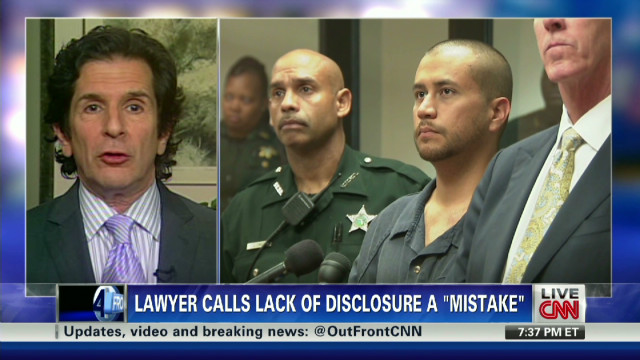 Zimmerman atty. admits credibility issue