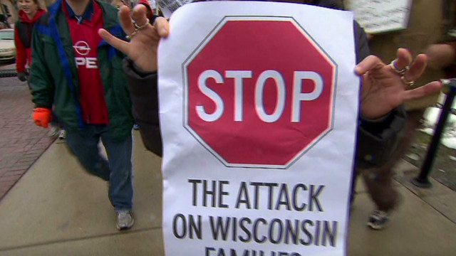 Wisconsin's 'Total Recall' gets ugly