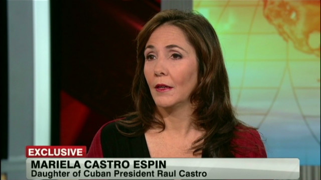 Mariela Castro's fight for gay rights