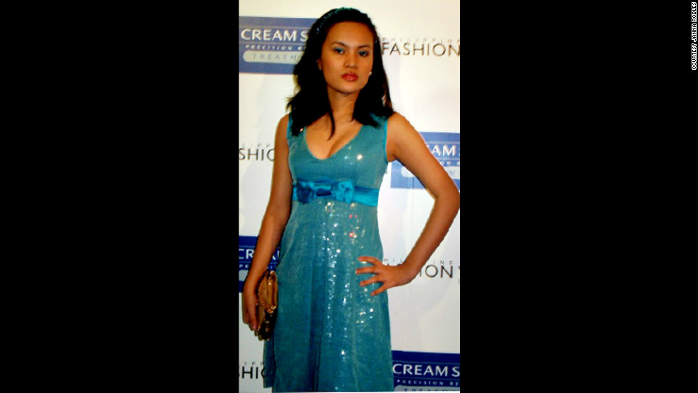 Longtime fan Janna Robles wore a Betsey Johnson dress to Philippine Fashion Week in 2009.  Robles always makes a stop at the Betsey Johnson Store when she visits the United States from the Philippines.