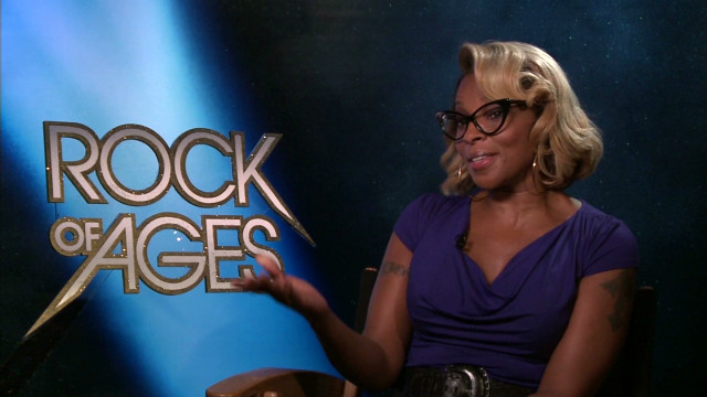 Mary J. Blige: Queen of 'Rock'?