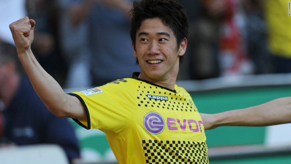 "<a href=""/2012/06/05/sport/football/football-manchester-united-kagawa/index.html"" target=""_blank""><strong>05/06/2012 - Kagawa agrees United move:</a><strong></strong> </strong>Manchester United announce they have agreed a deal to sign Shinji Kagawa from Borussia Dortmund. The Japan international will make the switch subject to passing a medical and obtaining a U.K. work permit."