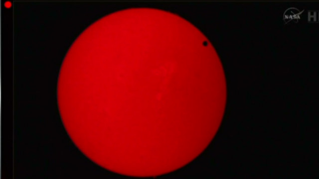 The Venus transit  phenomenon