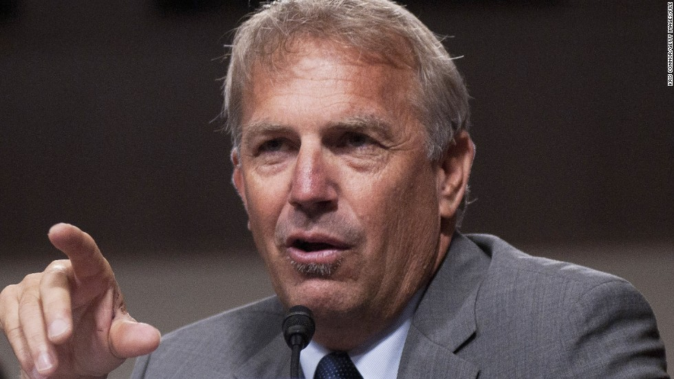 """Kevin Costner owns Ocean Therapy Solutions, a company that produces machines that separate oil and water. BP purchased several of the devices to help <a href=""""http://www.theguardian.com/environment/2010/jun/20/gulf-oil-spill-kevin-costner"""" target=""""_blank"""">clean up the 2010 Deepwater Horizon spill</a>."""