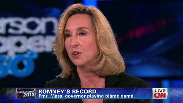 Romney adviser defends his jobs record