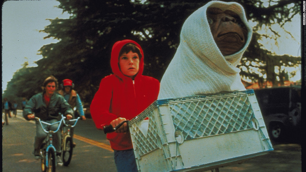 """E.T. the Extra-Terrestrial"" is another Spielberg classic. Starring Henry Thomas and Drew Barrymore, ""E.T."" took home four of the nine Academy Awards it was nominated for in 1983. The film was added to the National Film Registry in 1994."