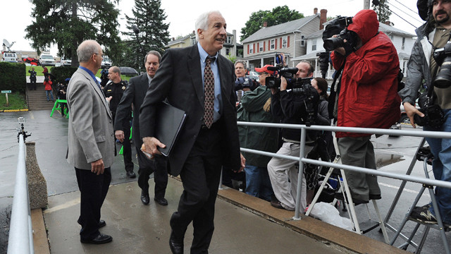 Sandusky allegedly gave gifts to victims