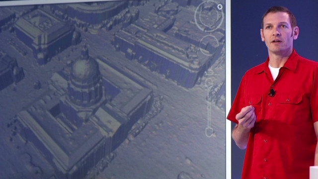 Google 3D maps coming soon