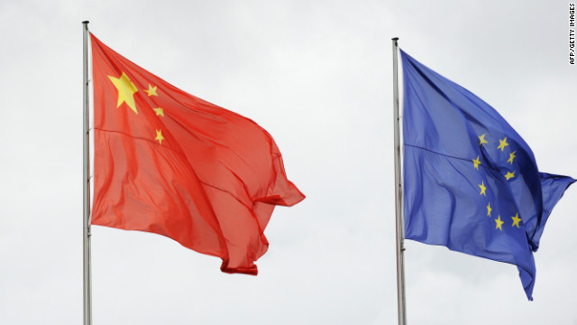 Survey: China to do more business in EU