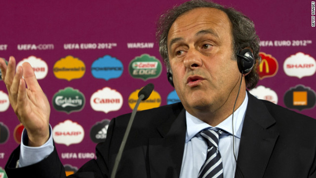 UEFA president Michel Platini has been the driving force behind the new format for Euro 2020.