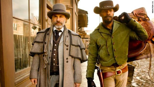 Tarantino's 'Django' balancing act