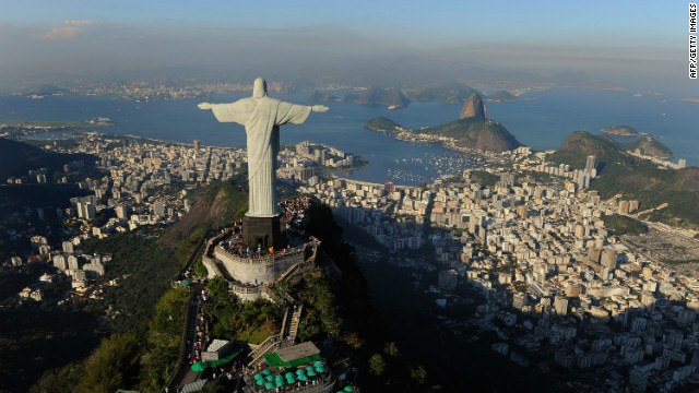 Rio de Janeiro hosts the United Nations conference on sustainable development from June 20-22.