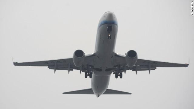 Global warming may make flights bumpier