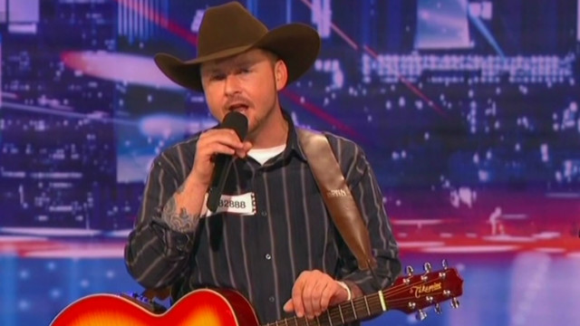 'AGT' contestant accused of war fib