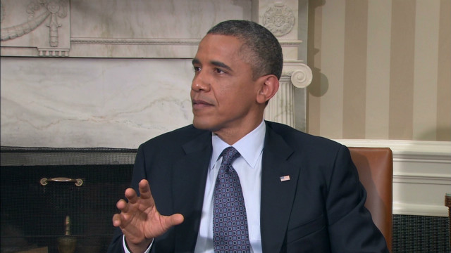 Obama: Economy 'is not doing fine'