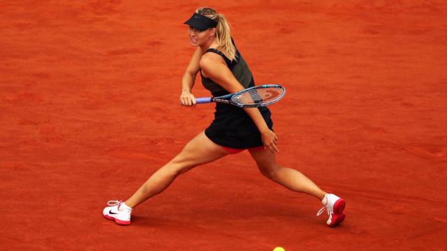 Maria Sharapova wins 2012 French Open