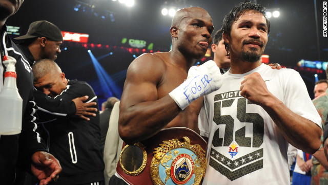 Pacquiao, Bradley on controversial match