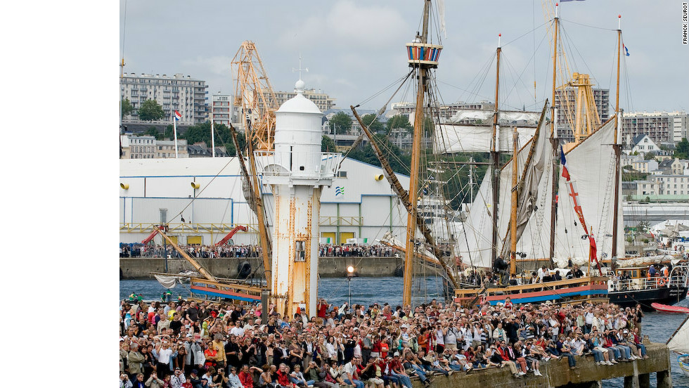 This year is the 20th anniversary of the festival and, come July, the city will be transformed into five villages representing this year's five honorary countries: Mexico, Norway, Indonesia, Mexico and Russia. In each village visitors will be able to learn about the country's maritime heritage and sample its music, food and handicraft.