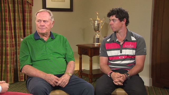 Nicklaus on U.S. Open's tough test