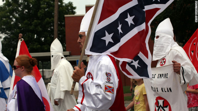 KKK tells CNN why this isn't a publicity stunt