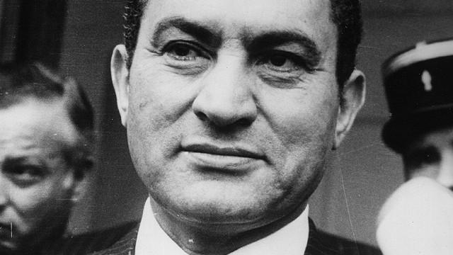 2008: Hosni Mubarak in his own words