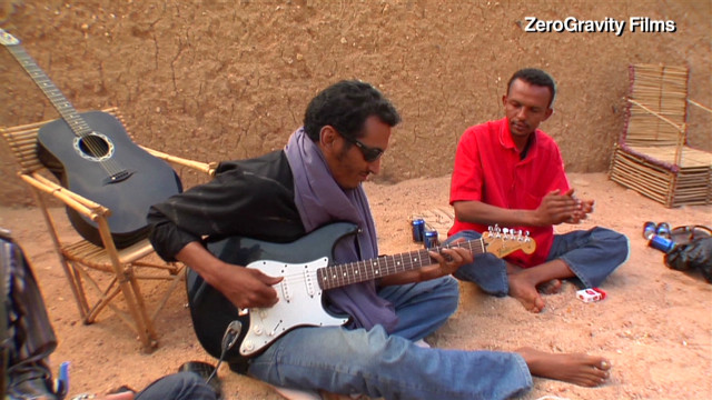 Bombino: The Jimi Hendrix of Niger
