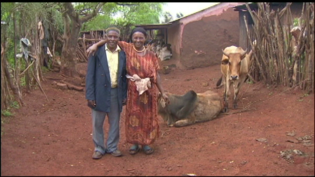 Protecting farmers from drought
