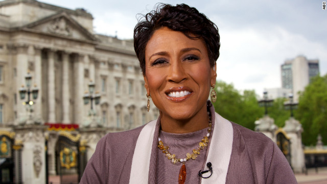 Sister: Robin Roberts 'is strong'