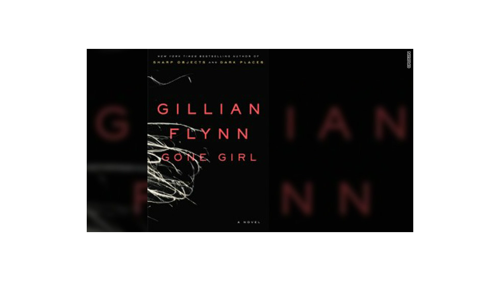 """Gone Girl"" by Gillian Flynn is available from Crown."