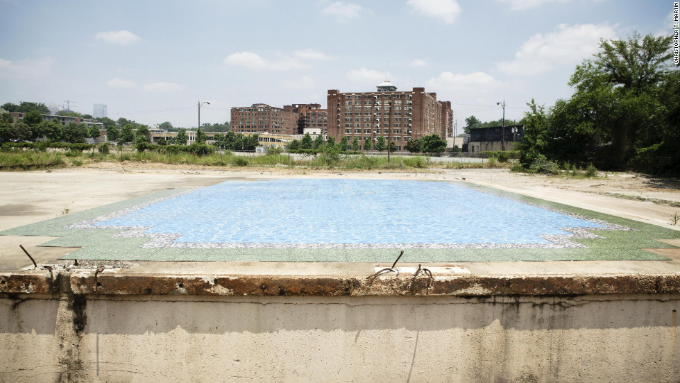 "Prior to its regeneration, the Historic Fourth Ward Park was a 17-acre wasteland. Now it has been turned into a ""glittering oasis,"" according to developers."