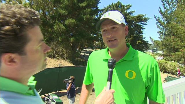 Casey Martin gets 2nd shot at U.S. Open