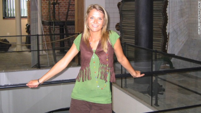 Aimee Copeland in an undated photograph. Copeland is recovering from an infectious flesh-eating bacteria.