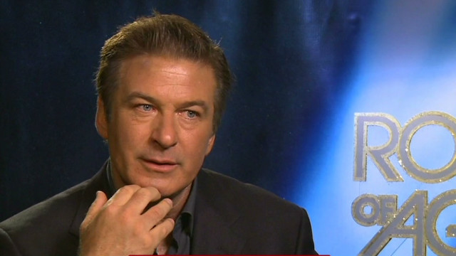Alec Baldwin's start on a soap