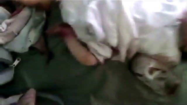 'Horrifying' war crimes against children