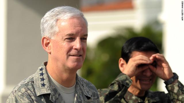 Behavior Of Military Members On Presidential Trip Under