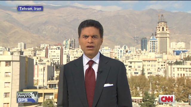exp CNN's Fareed Zakaria interviews Ahmadinejad_00002001