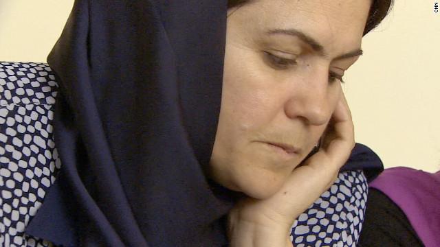 Fawzia Koofi photographed in June near Kabul.