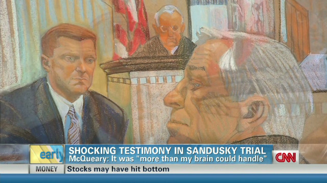 Shocking testimony in Sandusky trial