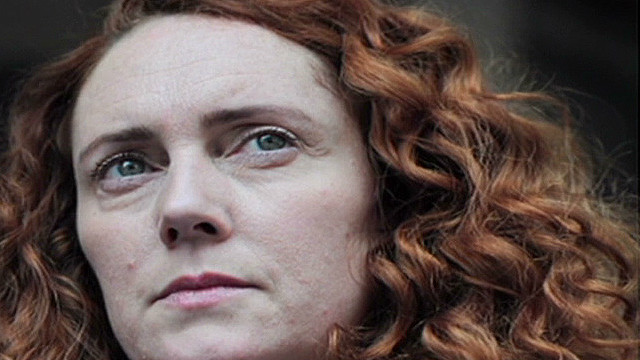 Rebekah Brooks makes court appearance